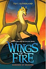 Darkness of Dragons (Wings of Fire, Book 10) Hardcover