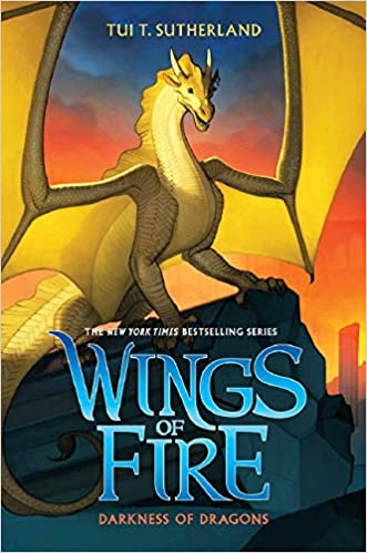 Darkness of Dragons (Wings of Fire, Book 10) (10): Tui T