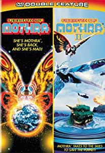 Rebirth of Mothra/Rebirth of Mothra II (Widescreen) (Sous-titres français) [Import]