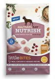 Rachael Ray Nutrish Little Bites Small Breed Natural Dry Dog Food, Real Chicken & Veggies Recipe, 14 lbs