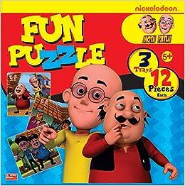 Buy Motu Patlu Magic Time Box Book Online at Low Prices in