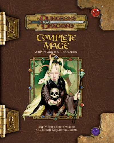 Complete Mage: A Player