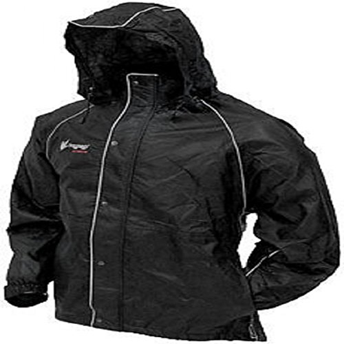 Frog toggs rain suit iflybox for Fly fishing rain jacket