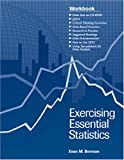 Exercising Essential Statistics, Berman, Evan M., 1568027222