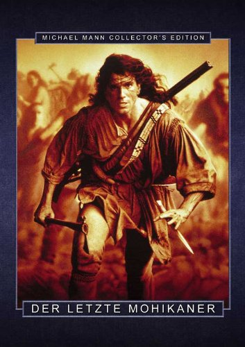 Amazon.com: The Last of the Mohicans Framed Poster Movie ...