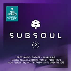 Subsoul 2: Deep House Garage & Bass Music