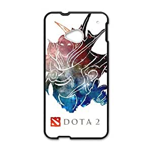 HTC One M7 Cell Phone Case Black Defense Of The Ancients Dota 2 INVOKER 001 KQ3471588