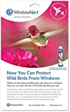 Window Alert Hummingbird Decals - Pack of 2