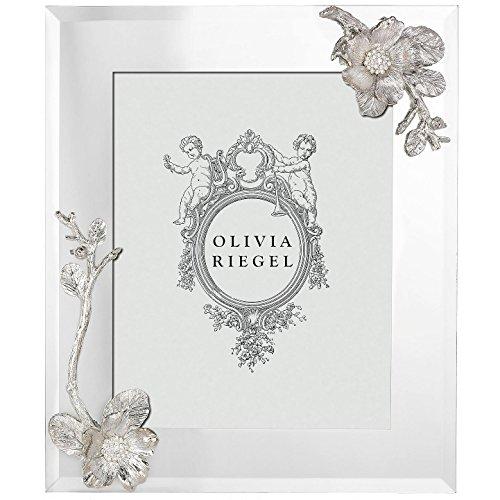 SILVER BOTANICA 8x10 frame by Olivia Riegel - ()