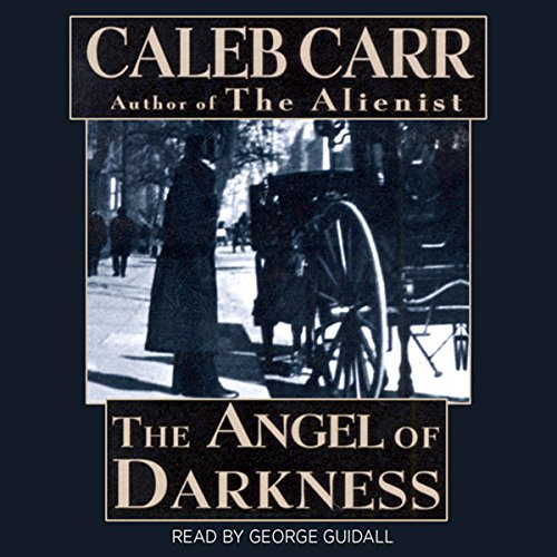 The Angel of Darkness by Simon & Schuster Audio