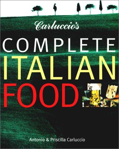 Carluccio S Complete Italian Food