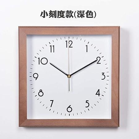 QOTS Moderna Sala de Estar Minimalista IKEA Mesa Colgante Reloj de ...