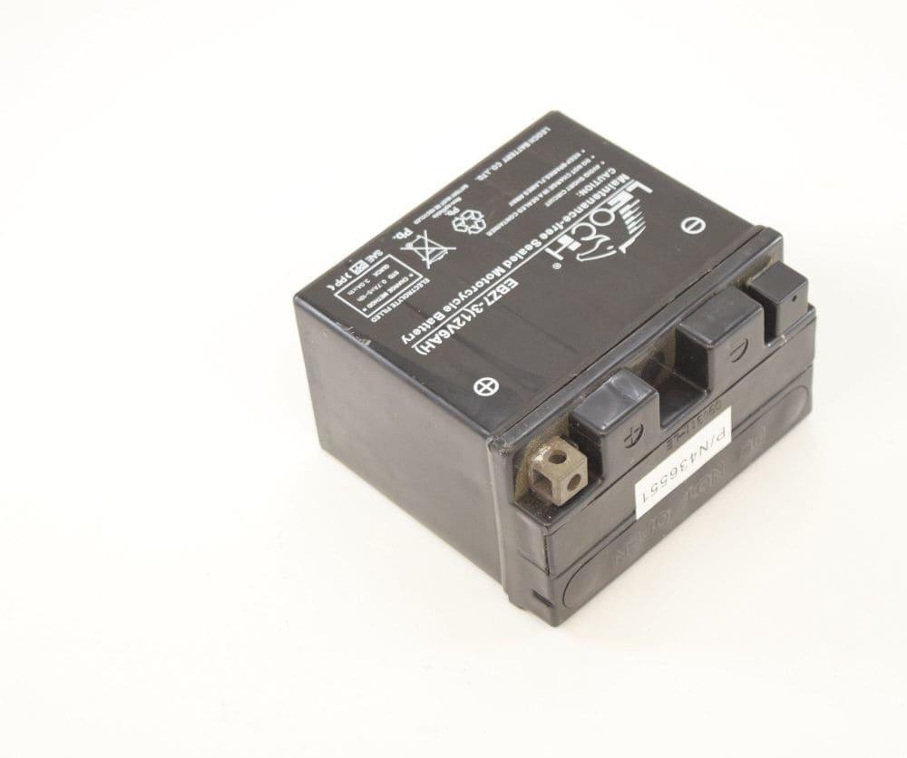 Husqvarna 436551 Lawn Mower Battery, 12-Volt Genuine Original Equipment Manufacturer (OEM) Part for Craftsman