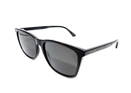 c8e4b0f7e859c Image Unavailable. Image not available for. Color  GUCCI GG0404S - 001  Sunglasses 55mm