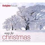 Brigitte - Songs for Christmas/Die schönsten Weihnachtslieder aus Pop, Jazz und Klassik