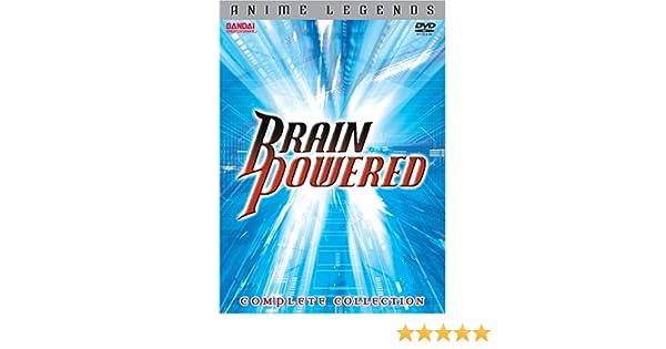 Amazon.com: Brain Powered Complete Collection: Miya Asakawa ...