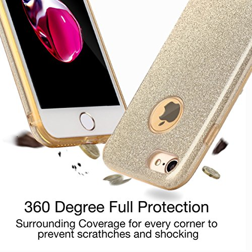 iPhone-7-Case-Eraglow-iPhone-7-Back-Cover-Shinning-Protective-Bumper-sparkle-Bling-Glitter-Case-for-47-inches-iPhone-7