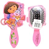 Disney Granny's Best Deals (C) Two Pretend Play Dora the Explorer and Boots Large Diecut Hair Brush