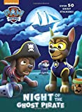 img - for Night of the Ghost Pirate (Paw Patrol) (Hologramatic Sticker Book) book / textbook / text book
