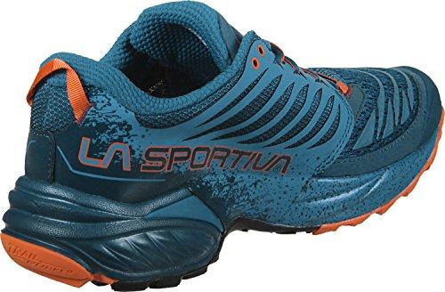 La Sportiva Akasha Calzado, Hombre azul / rojo