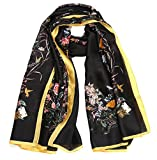 Silky Scarf Shawl Wrap for Women- fashion pattern