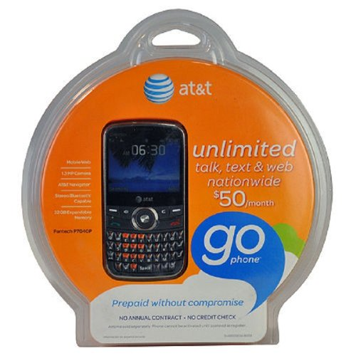 Amazon.com: Pantech Link P7040 AT&T Unlocked GSM QWERTY Cell Phone ...