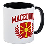 CafePress - Macedonia Mug - Unique Coffee Mug, Coffee Cup