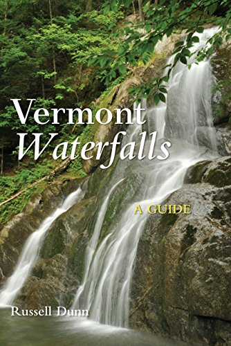 Vermont Waterfall - 1