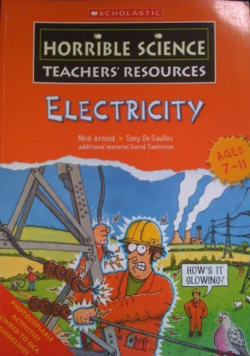 Download Electricity (Horrible Science Teachers' Resources) ebook