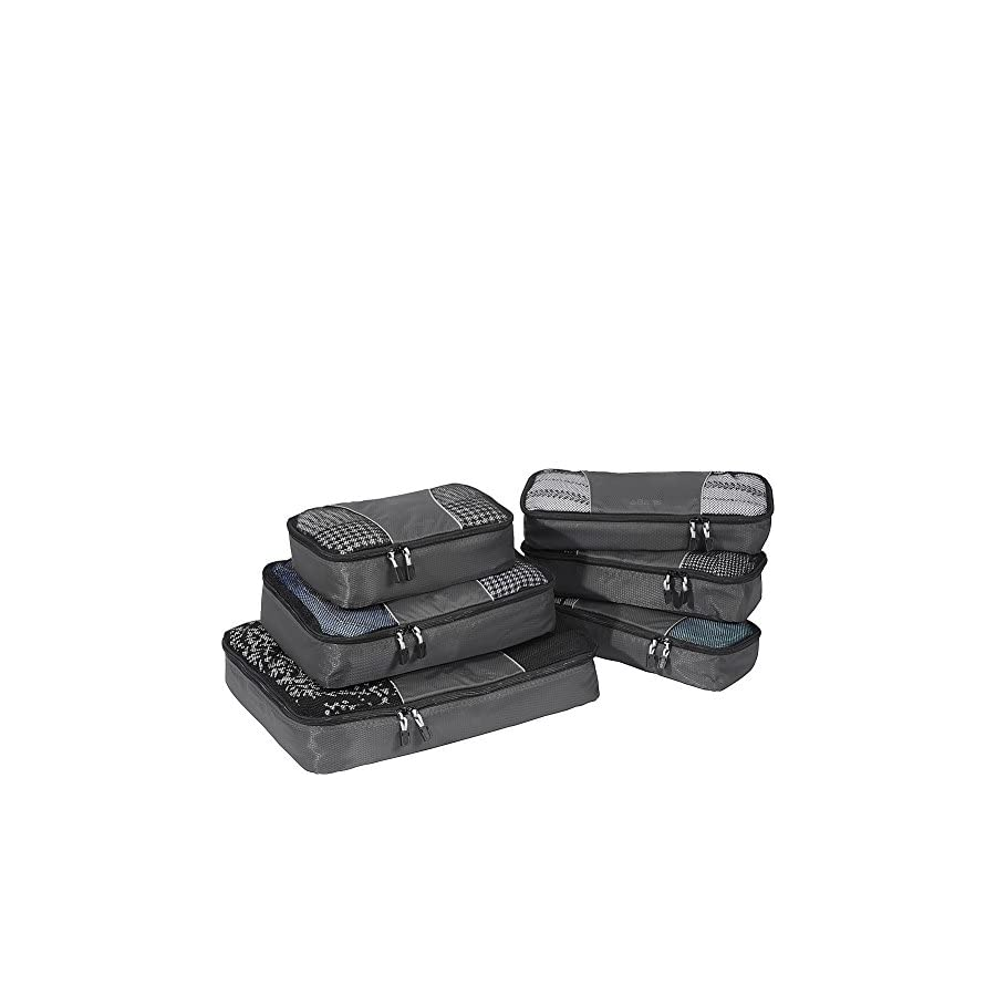 eBags Packing Cubes 6pc Value Set