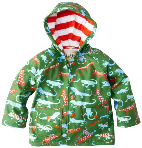 Hatley Little Boys' Children Rain Coat