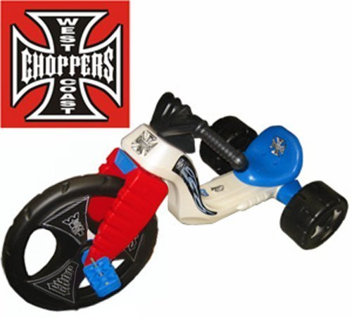 The Original Big Wheel  West Coast Chopper  16 Inch Limited Edition Ride On Trike