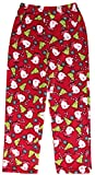 Prince of Sleep Plush Buffalo Plaid Pajama Pants