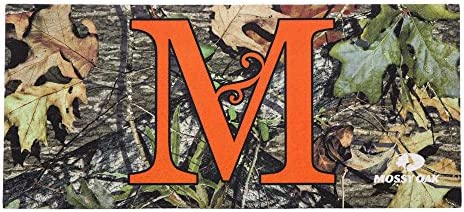 Evergreen Sassafras Switch Mat Mossy Oak Monogram M