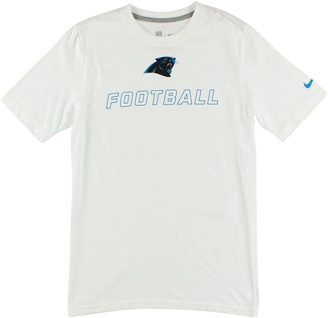 white carolina panthers t shirt