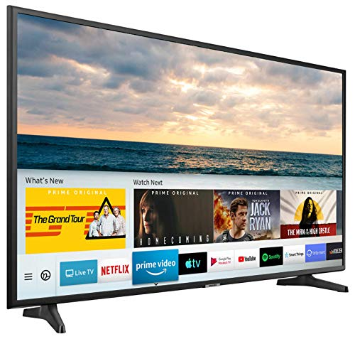 Samsung 125 cm (50 Inches) 4K Ultra HD LED Smart TV UA50NU7090KXXL (Black) (2019 model)
