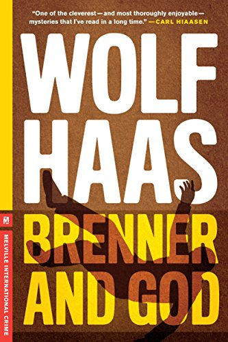 Image of Brenner and God (Melville International Crime)