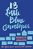 Book cover for 13 Little Blue Envelopes