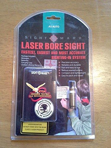Laserzielpatrone Kaliber .45 Auto