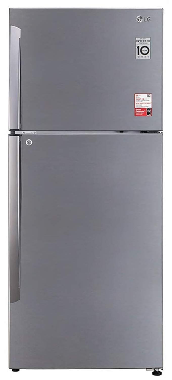 LG 437 L 2 Star Smart Inverter Frost-Free Double Door Refrigerator – GL- T432APZY