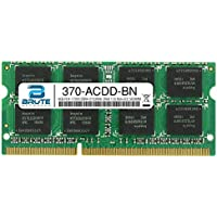 370-ACDD - Dell Compatible 8GB PC4-17000 DDR4-2133MHz 2Rx8 1.2v Non-ECC SODIMM