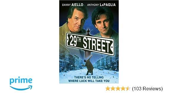 Amazon com: 29th Street: Anthony LaPaglia, Danny Aiello