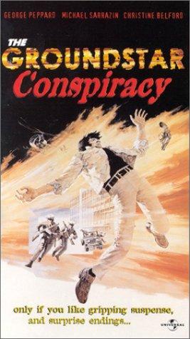 Groundstar Conspiracy [VHS] - Warehouse Bargain Tucson