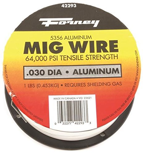 New Forney 42293 Aluminum Welding Wire 1 Lb Spool .030 Mig Welder 8915589