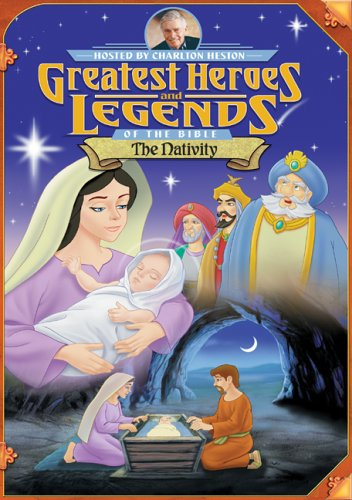 Greatest Heroes and Legends of the Bible: The  Nativity -  DVD, Bill Kowalchuk