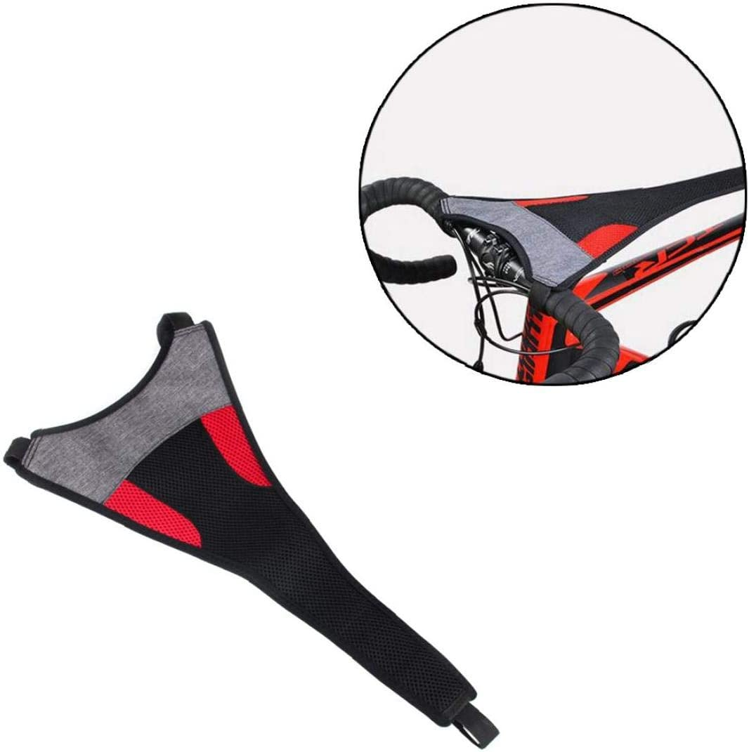 Multi Function Bicycle Trainer Sweat Net Frame Guard Absorbs Sweat Tool Bicycle Accessory D23-1BR B Type 1 Piece