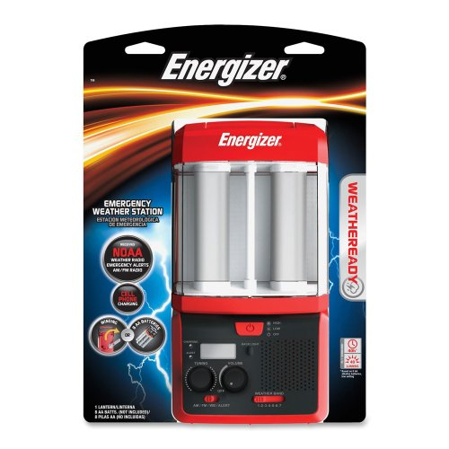 Energizer Weather Ready Function Lantern