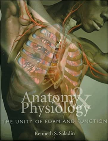 Anatomy & Physiology: The Unity of Form and Function: 9780697230874 ...