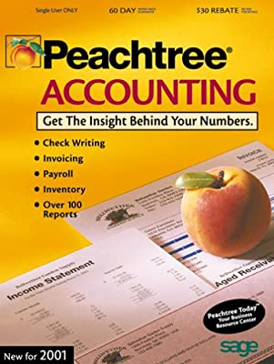Peachtree Accounting, Single User