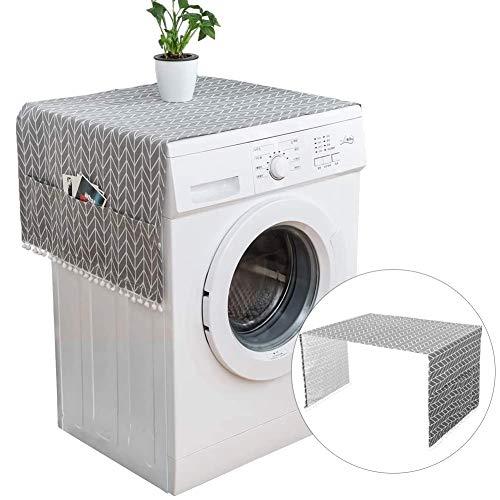 🥇 Cubierta Polvo Refrigerador